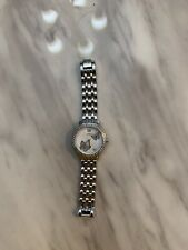 fossil watch women silver stainless