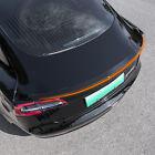 Rear Spoiler Fit Tesla Model 3 Spoiler Wing Performance Accessories Glossy Black