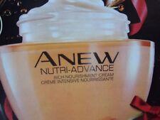 ANEW NUTRI-ADVANCE AVON CREME INTENSIVE NOURRISSANTE 50 ml  NOUVEAUTE