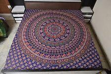 Tagesdecke bett überwurf Mandala Indi Picknickdecke Indien Goa Hippi Wandbehang