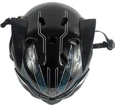 Bell Marvel Black Panther 3D Hero Multi-Sport Bike Helmet 5+ 50-54cm Preowned