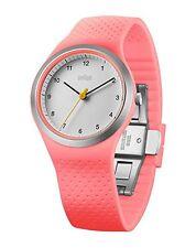 Montre femme BRAUN Quart analogique bracelet silicone rose BN0111WHPKL