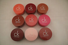 Calvin Klein Ultimate Edge Lip Glosses From Only - 3 Best Shades Rich & Famous 22310