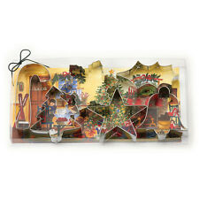 COOKIES FOR CHRISTMAS COOKIE CUTTER GIFT SET~~ BY ANN CLARK