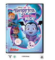 Vampirina Ghoul Girls Rock! (Lauren Graham) Rock New DVD Region 4