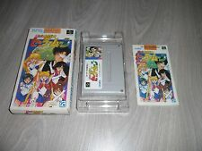 SAILOR MOON SUPER FAMICOM japan game