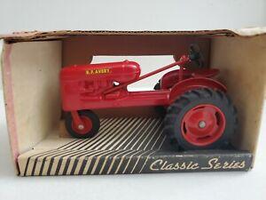 Scale Models B.F. Avery Classic Series NIB Tractor#2