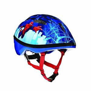 avengers Spider Man Bell Bike Helmet Child Kids Toddler Safety Girl Boys 3-5 Age