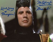 "~~ MICHAEL DANTE Authentic Hand-Signed ""Star Trek"" 8x10 Photo ~~"