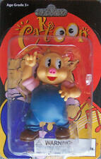 New Classic Cartoon Figurine Assortment, PORKY PIG, New in Unopened Package