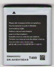 LOT 5 NEW BATTERY FOR SAMSUNG T499 SGH DART T-MOBILE SGH i857 DOUBLE TIME AT&T