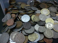 Half a Pound (1/2 Pound) Collection of World Coins (Huge Variety Read)
