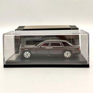 1:64 Rolls-Royce Phantom VII Purple Diecast Models Limited Edition Collection