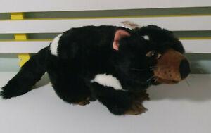 TAMANIAN DEVIL PLUSH TOY STUFFED ANIMAL BOCCHETTA 50CM LONG AUSTRALIAN ANIMAL