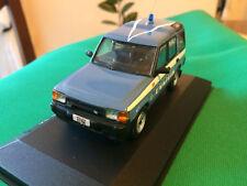 Land Rover Discovery II 1998 Polizia di stato Police 1/43