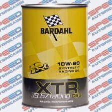BARDAHL XTR RACING C60 - 39.67 SAE 10W-60 OLIO MOTORE PER IMPIEGHI SPORTIVI