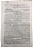 Chouans 1797 Angers Nantes Langeais Beaufort Île de La Réunion Canaries Gazette