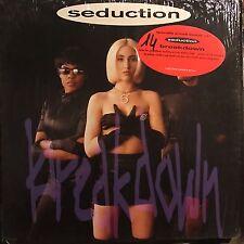 SEDUCTION • Breakdown • Doppio Vinile 12 Mix • 1990 VENDETTA