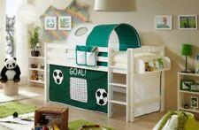 Structures de lit et sommiers football pour enfant
