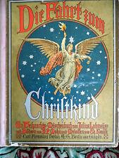Die Fahrt zum Christkind ein Weihnachts-Märchenbuch Julius Lohmeijer D.P. Mohn