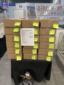 $40 CGC Comic ? Boxes Lot 9.6 Or Better Guaranteed W/raffle 4 19/20 Poohdalorian
