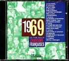 LES PLUS BELLES CHANSONS FRANCAISES - 1969 - CD COMPILATION ATLAS