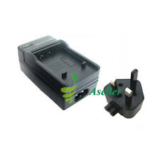 CGA-S005 Battery Charger For Panasonic Lumix DMC-LX1 DMC-LX2 DMC-LX3 DMC-LX9