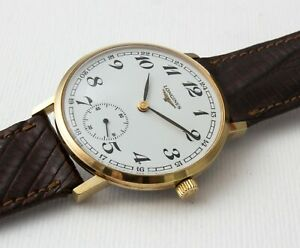 LONGINES VINTAGE NEW OLD STOCK IN BOX .MANUAL WINDING