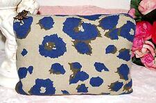 Sisley Canvas Makeup Bag New