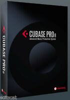 New Steinberg Cubase Pro 8.5 Academic Music Production Software Mac Windows DAW