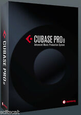 New Steinberg Cubase Pro 8.5 Education Music Production Software Mac Windows DAW
