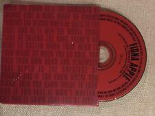 Fiona Apple Rare When The Pawn Promo. Pre Album Sampler 4 Track Card