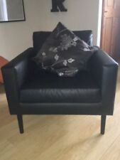 IKEA Faux Leather Modern Sofas, Armchairs & Suites