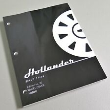 1965-2017 Hollander WHEEL COVER HUBCAP BOOK MANUAL GUIDE 83 edition New H83WC