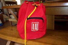 Petit sac à dos rouge LU pour enfant