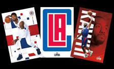 Los Angeles Clippers 3-POSTER COMBO SET - Kawhi Leonard, Paul George, Team Logo