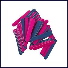 10-Pack Nail Files Double Sided Emery Boards Manicure Pedicure Tools