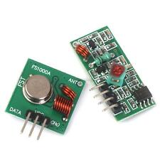 2pcs 433MHz Wireless Transmitter and Receiver Module Kit 50-100M for Arduino