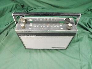 Vintage Radio NORDMENDE Globetraveler Multible Band Portable #V016-037157 Radio