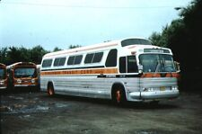 Suburban Transit Gm Pd 4905 Bus Kodachrome original Kodak Slide