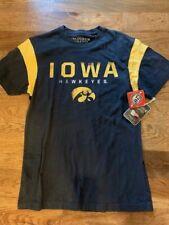 Youth Iowa Hawkeyes Shirt New L NWT