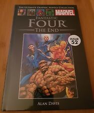 Ultimate Graphic Novels Collection Marvel Fantastic Four The End Issue 52