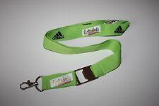 Adidas Gründel´s Alkoholfrei Schlüsselband / Lanyard / Keyholder NEU!!