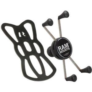 "RAM Universal X-Grip IV Large Phone/Phablet Holder w/ 1"" Ball RAM-HOL-UN10BU"