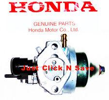16100-Z0Y-M42 GENUINE HONDA GCV190 Lawn Mower Engines CARBURETOR ASSEMBLY BB75FB