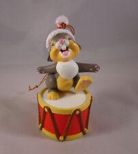 Disney Grolier Thumper Ornament Christmas Magic