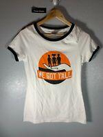2010 Women's HBO Movie Promo We Got Yall White Hand Shirt