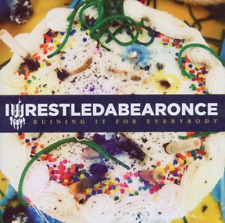 iwrestledabearonce-Ruining It For Everybody  (UK IMPORT)  CD NEW