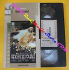 VHS film UNDERGROUND Emir Kusturica Manojlovic CORRIERE DELLA SERA(F139)no dvd