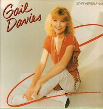 Gail Davies(Vinyl LP)Givin' Herself Away-Warner-WB K 56 981-Germany-VG+/VG